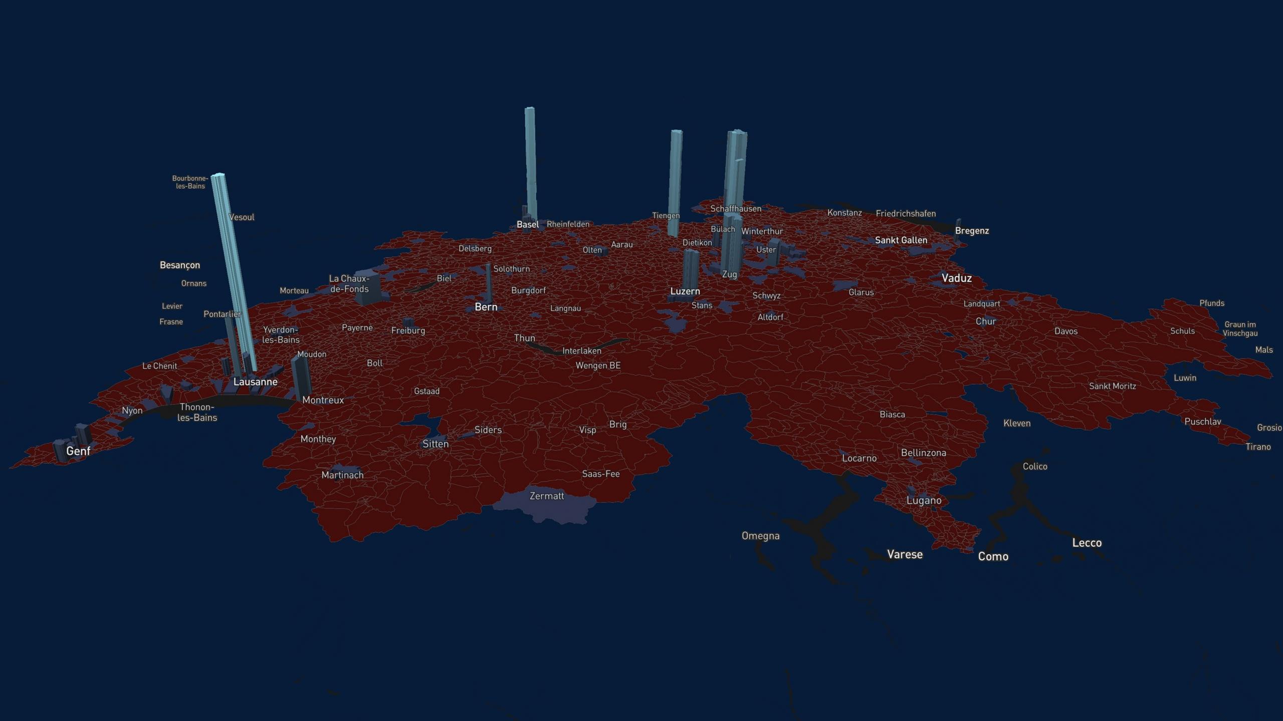 Atlas of Digitization